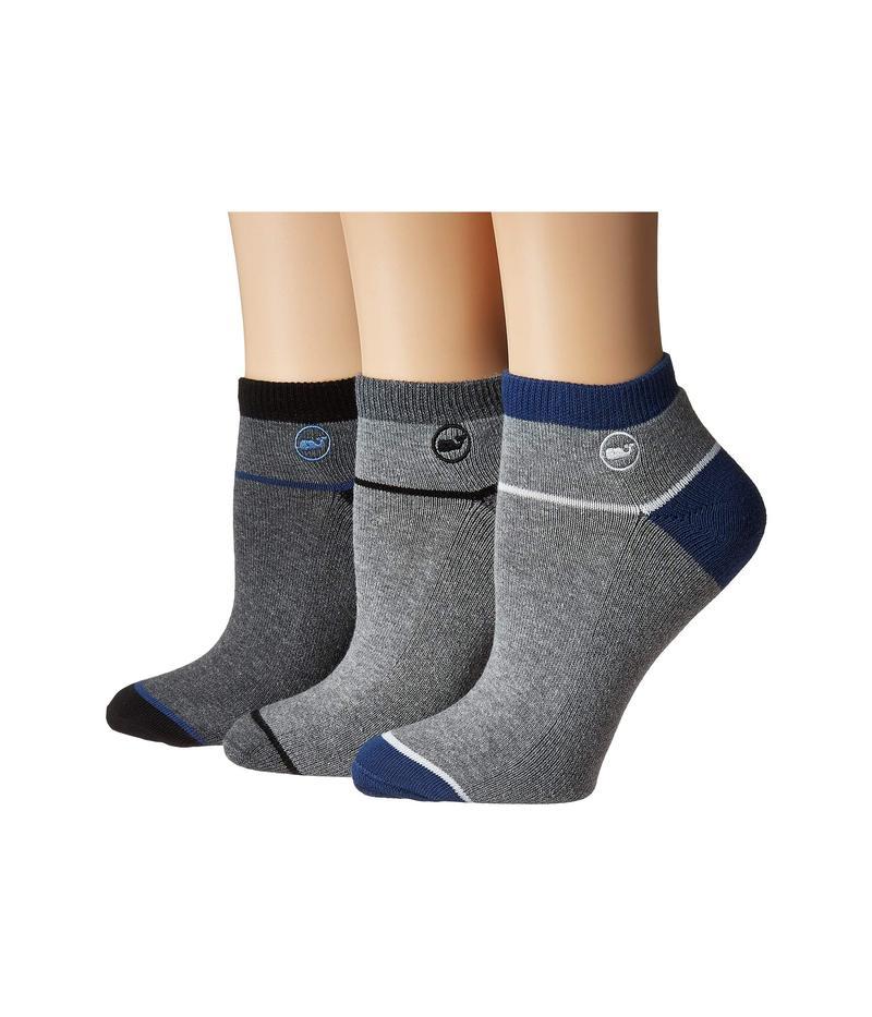 ヴァインヤードヴァインズ レディース 靴下 アンダーウェア Athletic Socks 3-Pack Multi
