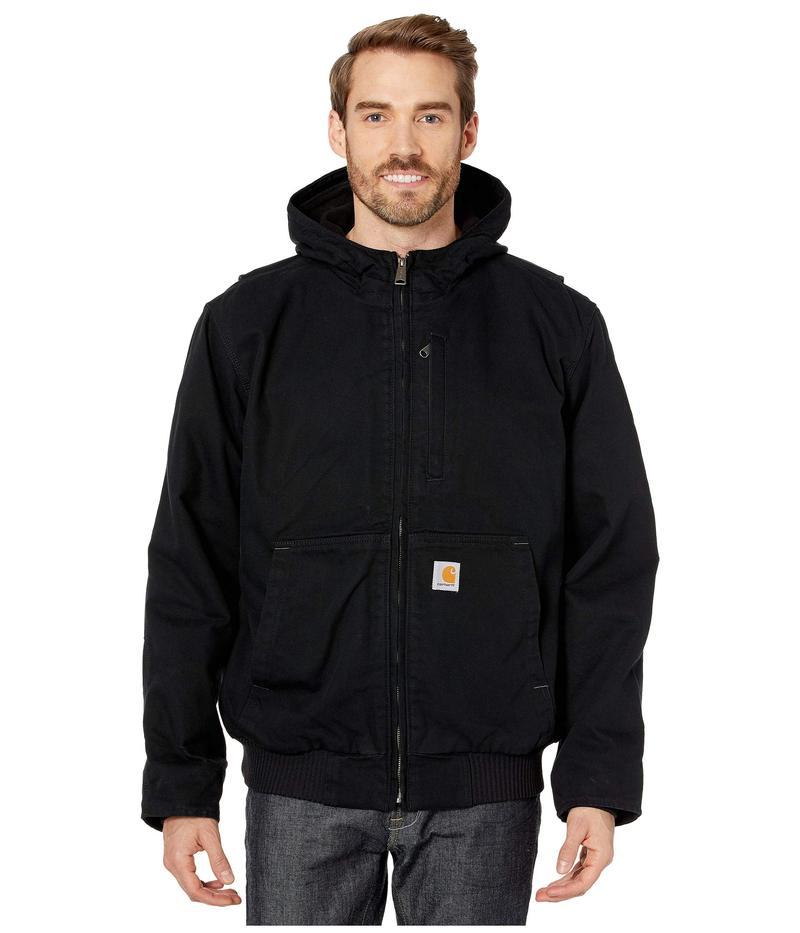 Full カーハート Black Armstrong コート メンズ アウター Jacket Active Swing