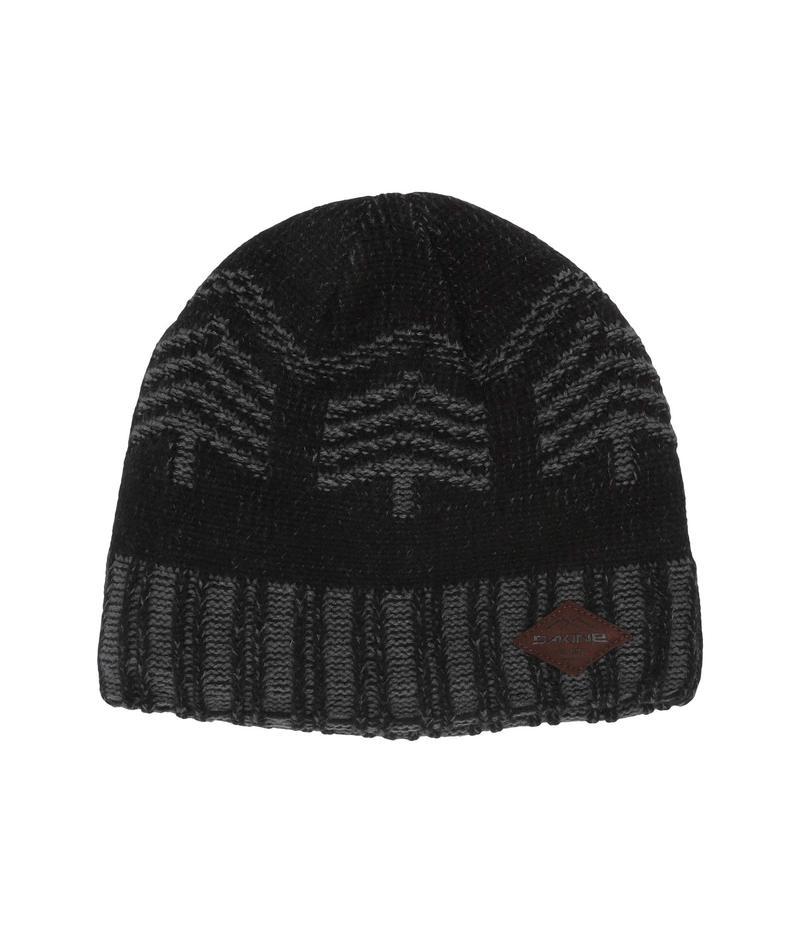 ダカイン メンズ 帽子 アクセサリー Spruce Beanie Black