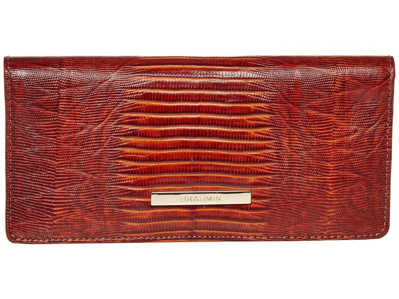 ブランミン レディース 財布 アクセサリー Elysian Ady Wallet Cognac
