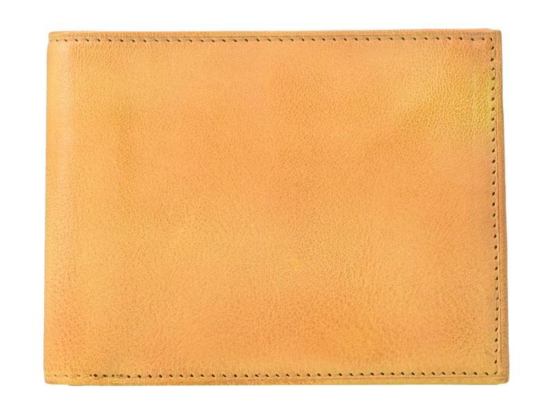 ボスカ メンズ 財布 アクセサリー Waxy Burnishing Continental Wallet Tan
