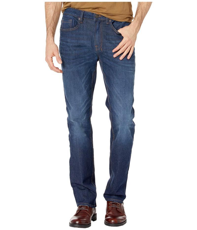 バッファロー・デイビッド・ビトン メンズ デニムパンツ ボトムス Six-X Straight Leg Jeans in Contrast Whiskered Contrast Whiske