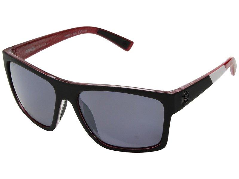 ボンジッパー メンズ サングラス・アイウェア アクセサリー Dipstick Polar Mc Black/Red/Wild Silver Chrome Polar Plus