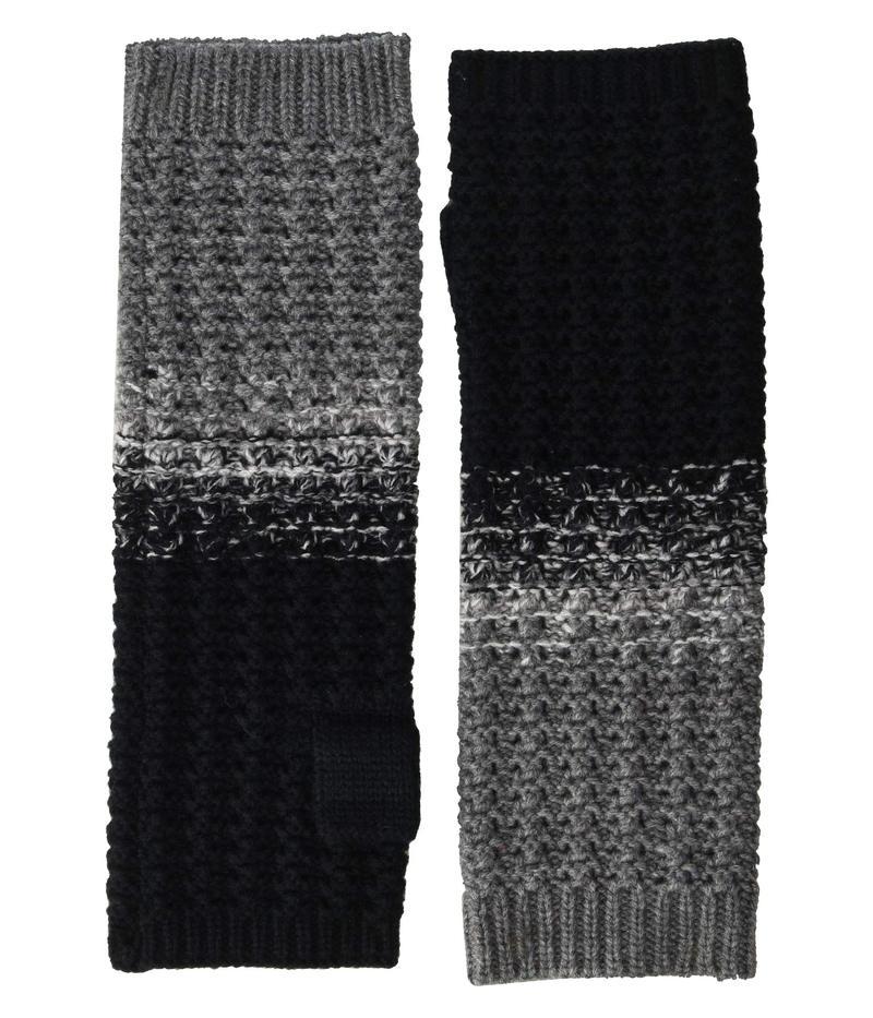 フライ レディース 手袋 アクセサリー Color Blocked Arm Warmer 黒 Melange