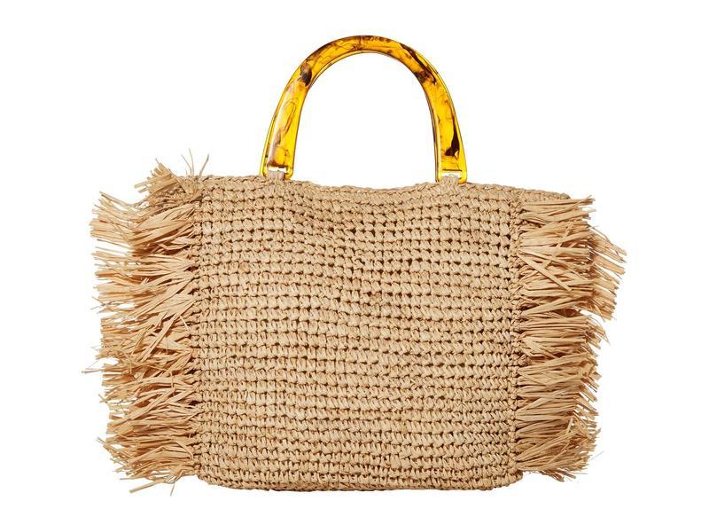 ハットアタック レディース ハンドバッグ バッグ Tort Bag Natural