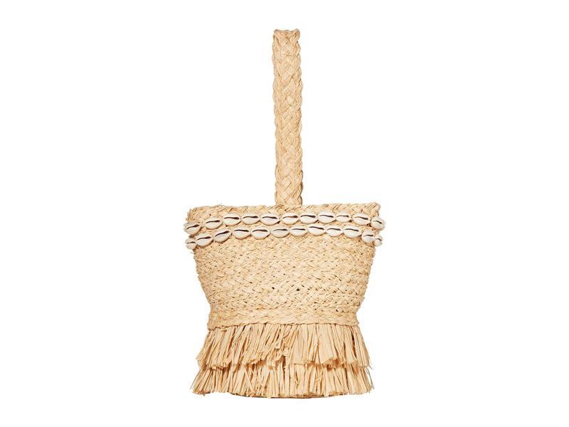 ハットアタック レディース ハンドバッグ バッグ Trinket Bag Natural