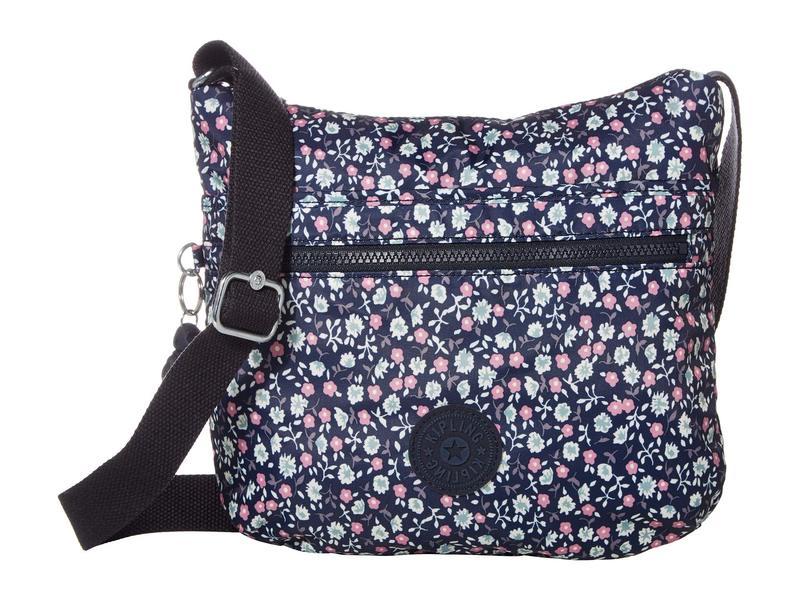キプリング レディース ハンドバッグ バッグ Arto Crossbody Bag Floral Rush