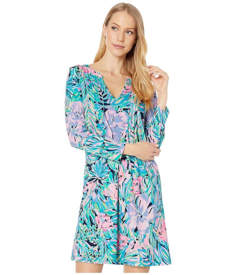 リリーピュリッツァー レディース ワンピース トップス Aubrey UPF 50+ Dress Multi Bermudafu