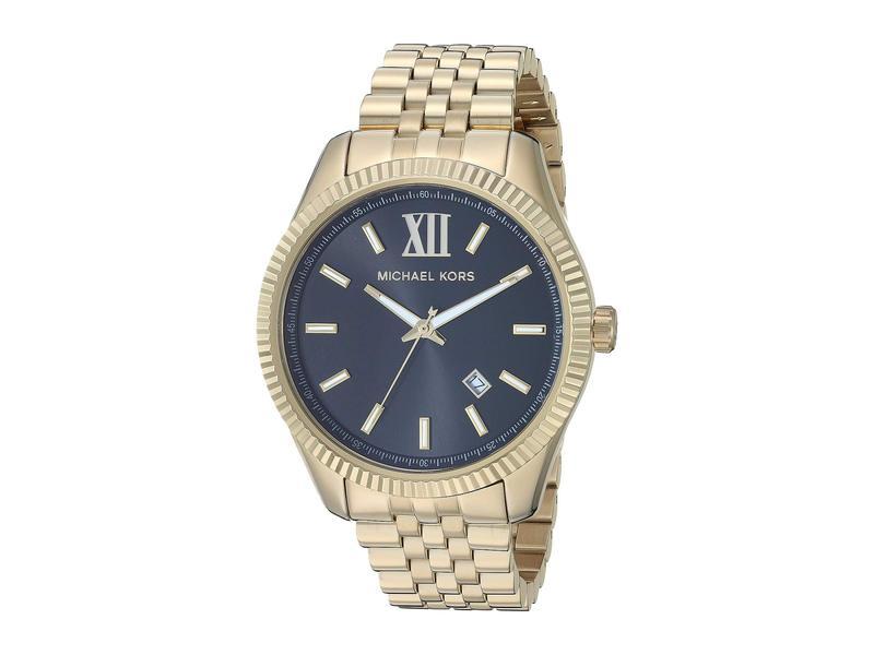 マイケルコース メンズ 腕時計 アクセサリー MK8751 - Lexington Gold