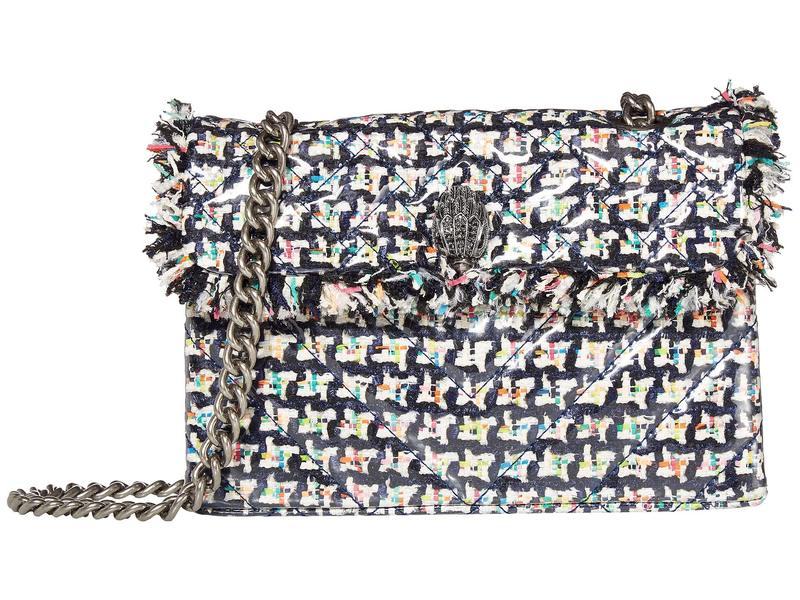 カートジェイガーロンドン レディース ハンドバッグ バッグ Tweed Kensington Bag Blue/Other
