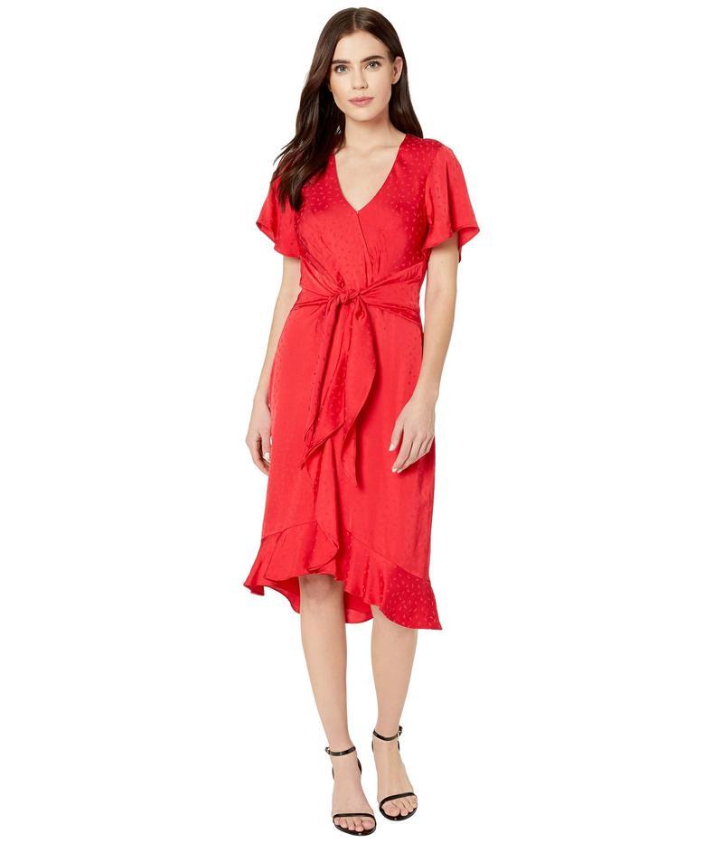 パーカー レディース ワンピース トップス Porter Dress Carmine