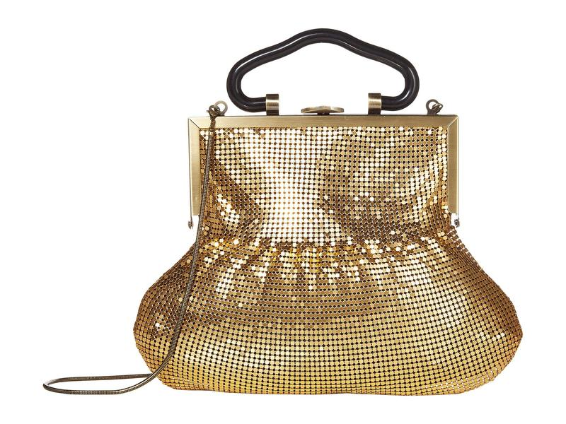 パトリシアナシュ レディース ハンドバッグ バッグ Almarza Top-Handle Antique Gold