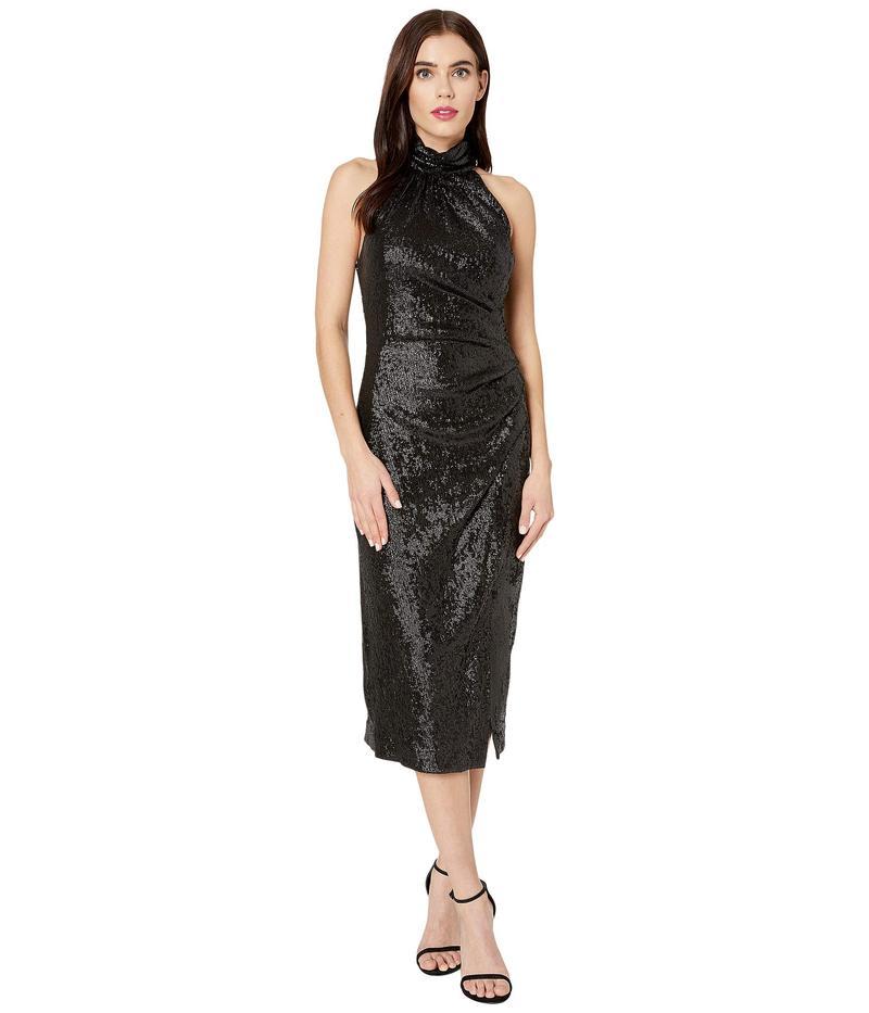 レイチェル ゾー レディース ワンピース トップス Elkin Dress Black