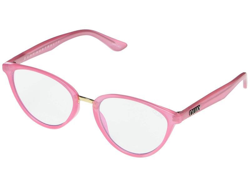 クアイオーストラリア レディース サングラス・アイウェア アクセサリー Rumors Pink/Clear Blue