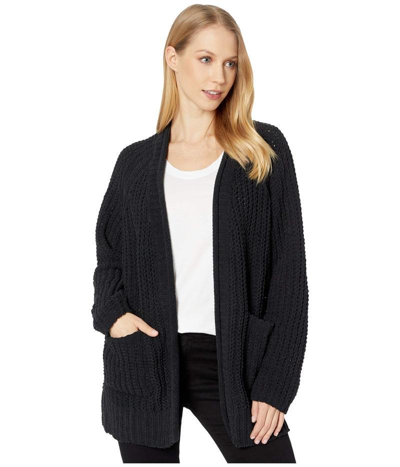 ビラボン レディース ニット・セーター アウター Warm Up Sweater Black