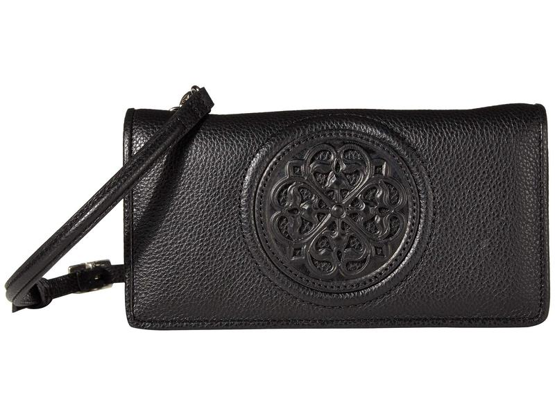 ブライトン レディース ハンドバッグ バッグ Ferrara Large Wallet Black