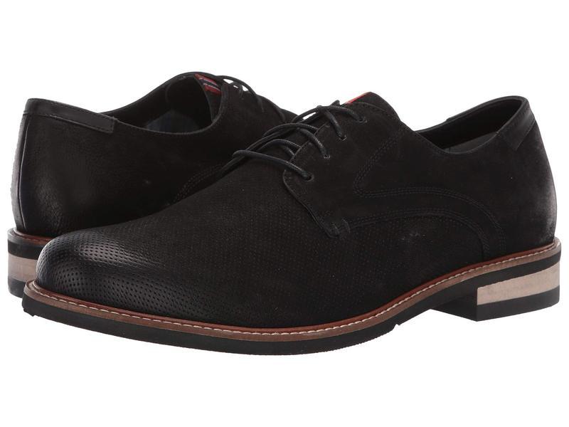 ドクター・ショール メンズ オックスフォード シューズ Weekly - Original Collection Black Leather P