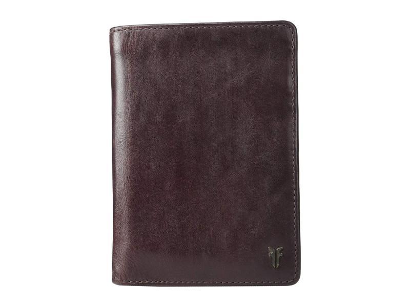 フライ メンズ 財布 アクセサリー Austin Passport Wallet Merlot