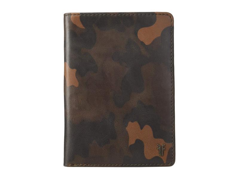 フライ メンズ 財布 アクセサリー Austin Passport Wallet Camo