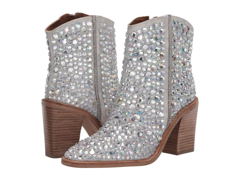 フリーピープル レディース ブーツ・レインブーツ シューズ Barclay Backstage Heel Boot White