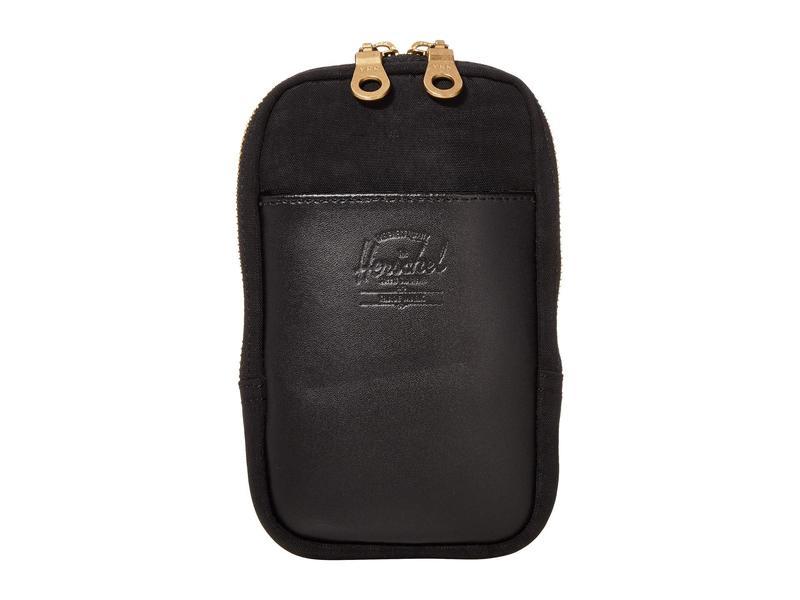 ハーシェルサプライ メンズ ボディバッグ・ウエストポーチ バッグ Orion Belt Bag Black