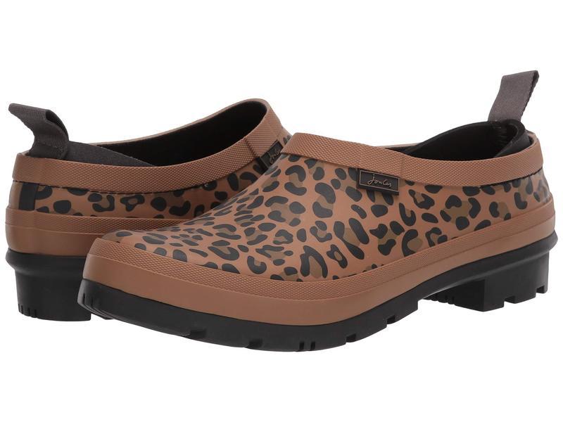 ジュールズ レディース サンダル シューズ Pop On Tan Leopard