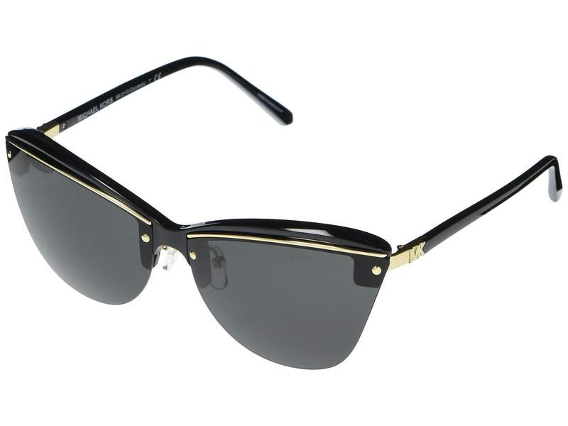 マイケルコース レディース サングラス・アイウェア アクセサリー MK2113 Condado Cat Eye Sunglasses 66mm Black