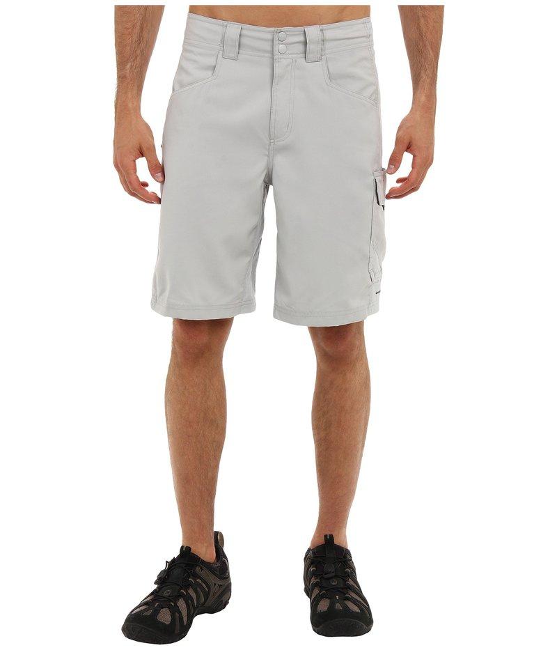 コロンビア メンズ ハーフパンツ・ショーツ ボトムス Big Katuna II Short Cool Grey