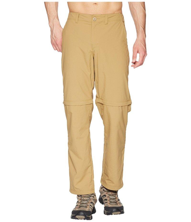 マウンテンハードウェア メンズ カジュアルパンツ ボトムス Castil¢ Convertible Pant Sandstorm