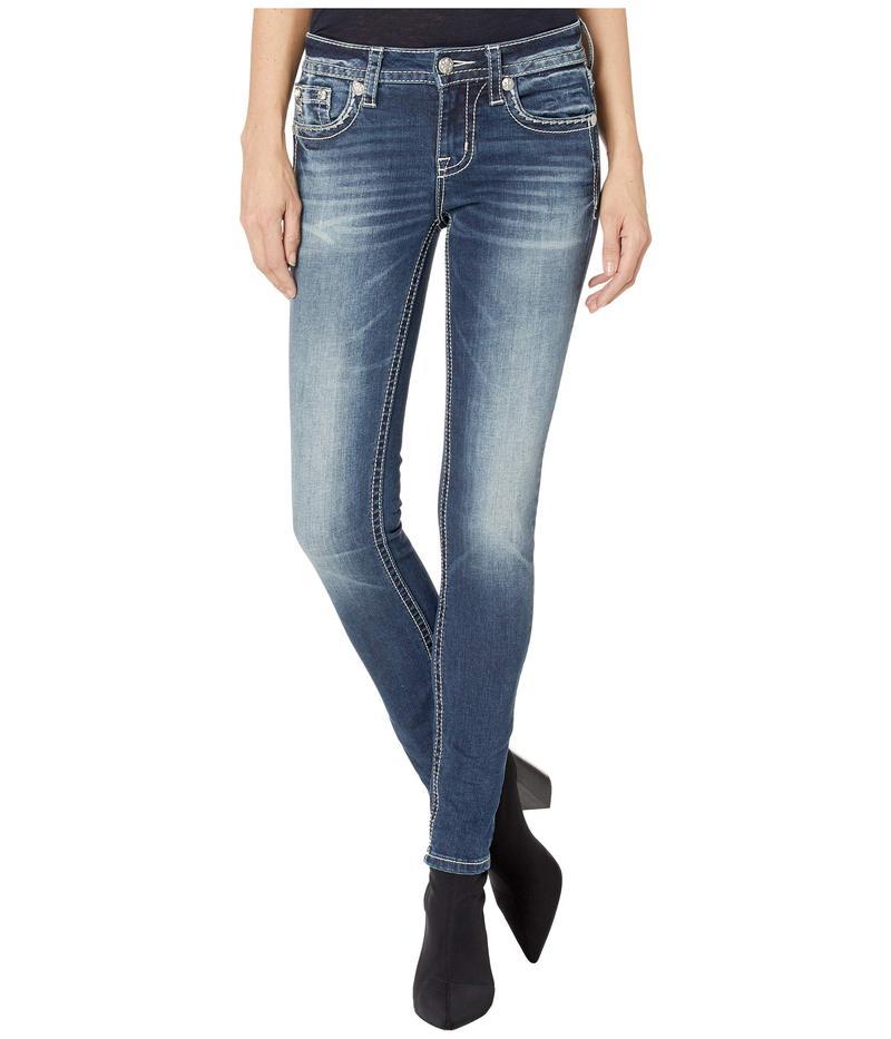 ミスミー レディース デニムパンツ ボトムス Dreamcatcher Skinny Jeans in Dark Blue Dark Blue