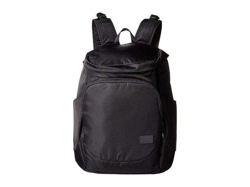 パックセーフ レディース バックパック・リュックサック バッグ Citysafe CS350 Backpack Black