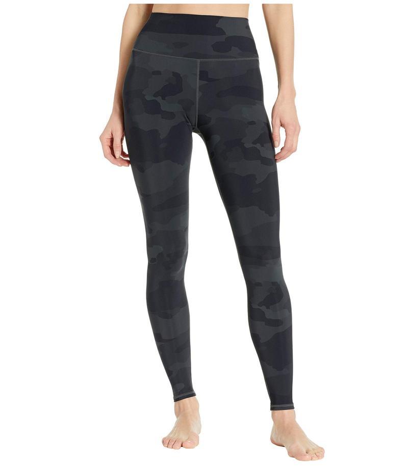 アロー レディース カジュアルパンツ ボトムス High-Waist Vapor Leggings Black Camo