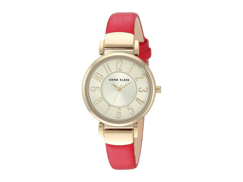 アンクライン レディース 腕時計 アクセサリー AK-2156CHRD Red