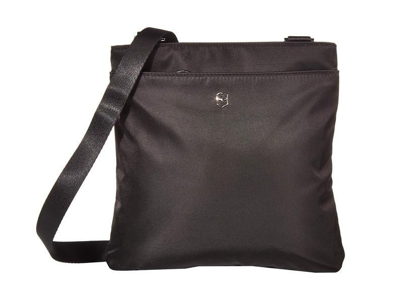 ビクトリノックス レディース ハンドバッグ バッグ Victoria 2.0 Slim Shoulder Bag Black