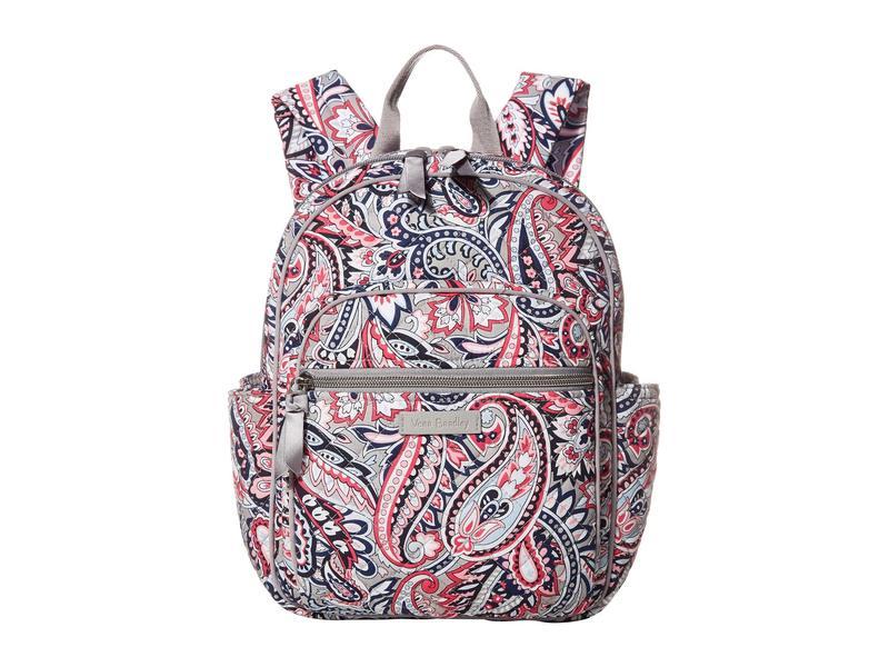 ベラブラッドリー レディース バックパック・リュックサック バッグ Iconic Small Backpack Gramercy Paisle