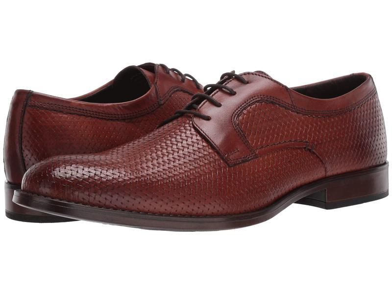 スティーブ マデン メンズ オックスフォード シューズ Maintain Oxford Tan Leather