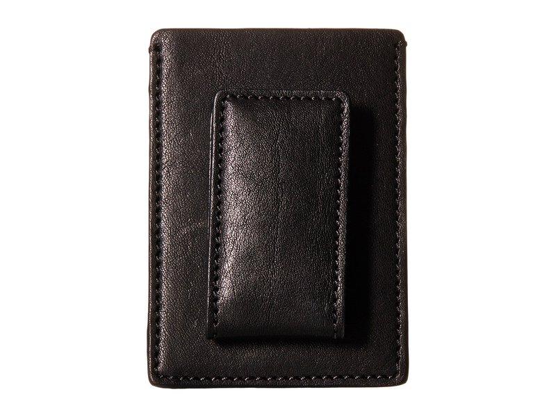 ボスカ メンズ 財布 アクセサリー Washed Collection - Deluxe Front Pocket Wallet Black