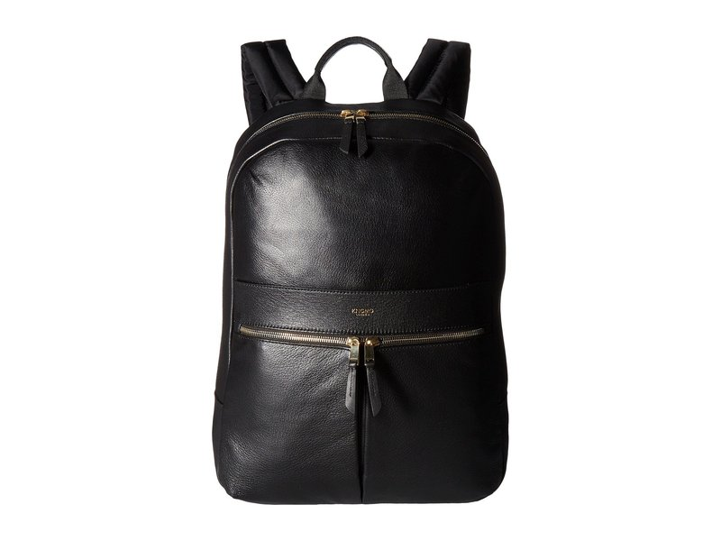 クノモ レディース バックパック・リュックサック バッグ Mayfair Luxe Beaux Backpack Black