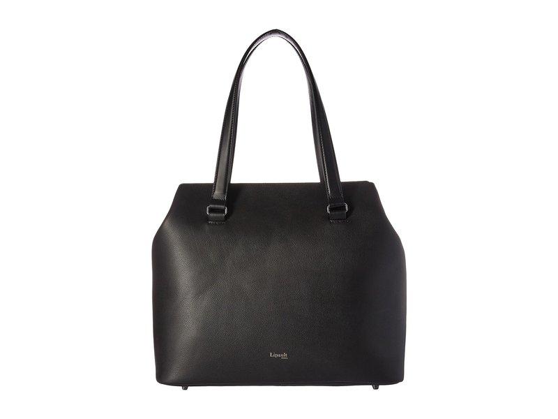 リパルトパリ レディース ハンドバッグ バッグ Plume Elegance Large Tote Bag Black