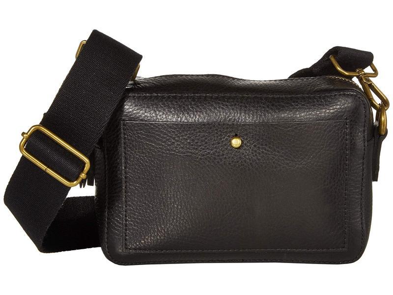 メイドウェル レディース ハンドバッグ バッグ The Transport Camera Bag True Black