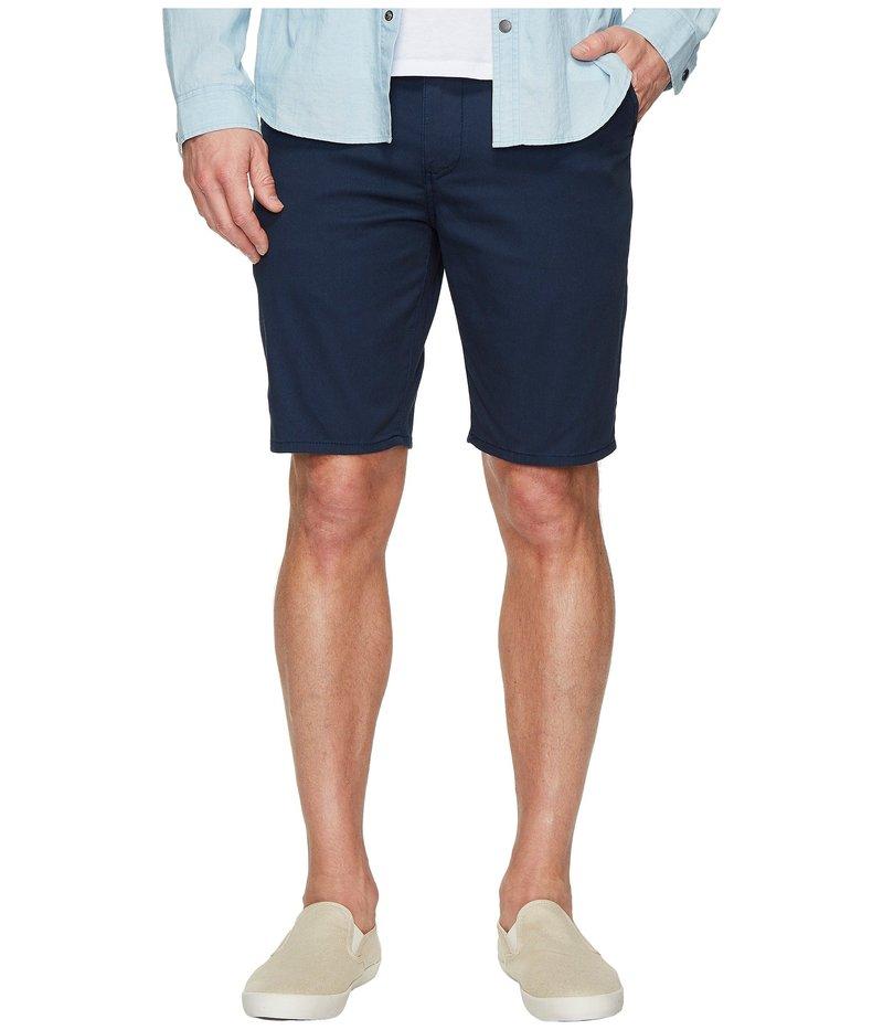 クイックシルバー メンズ ハーフパンツ・ショーツ ボトムス New Everyday Union Stretch Chino Navy Blazer