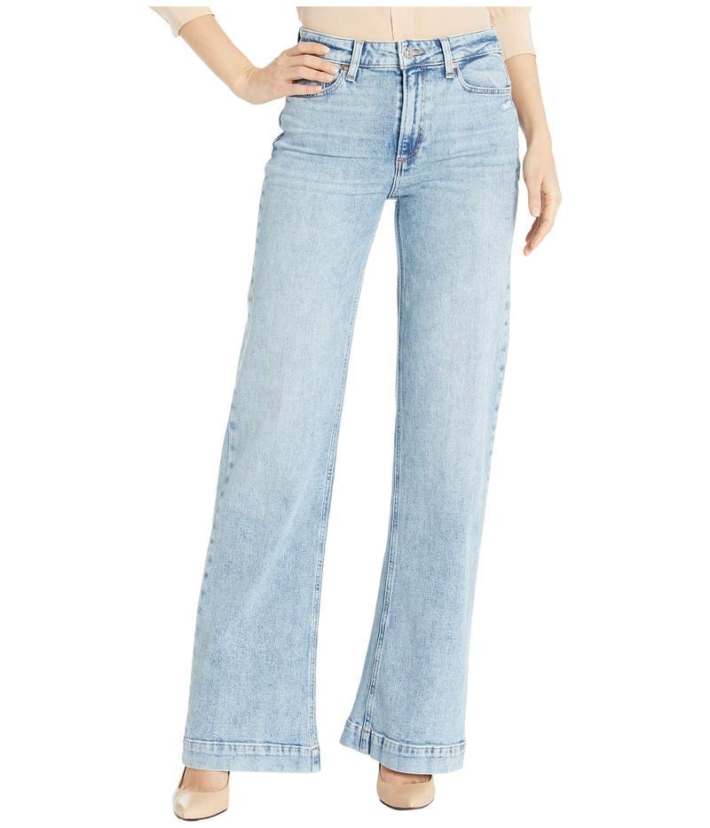 ペイジ レディース デニムパンツ ボトムス Leenah Jeans in Liza Liza