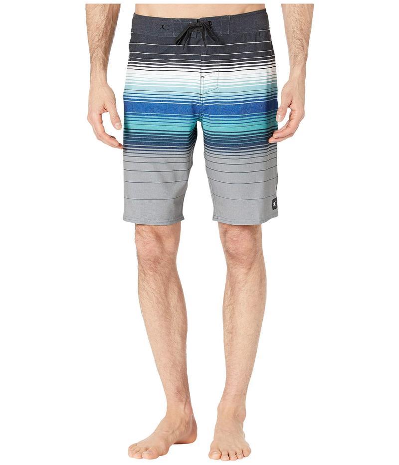 オニール メンズ ハーフパンツ・ショーツ 水着 Corban Swim Shorts Grey