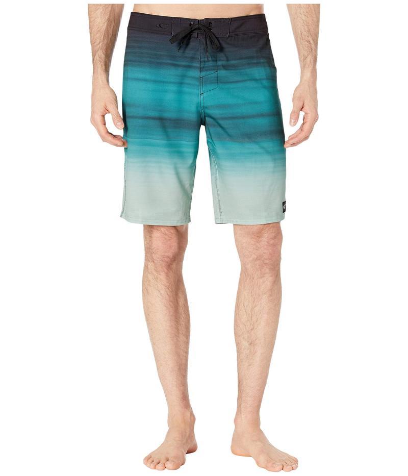 オニール メンズ ハーフパンツ・ショーツ 水着 Corban Swim Shorts Mint
