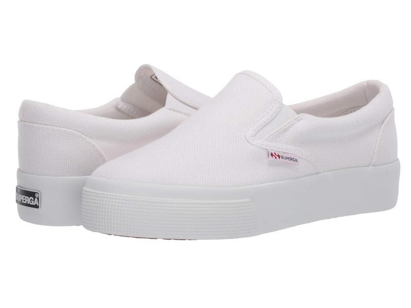 スペルガ レディース スニーカー シューズ 2306 Cotu Sneaker White