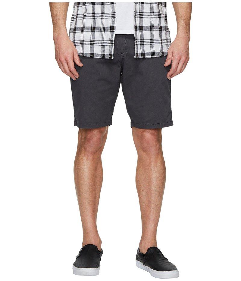 バンズ メンズ ハーフパンツ・ショーツ ボトムス Authentic Stretch Shorts 20