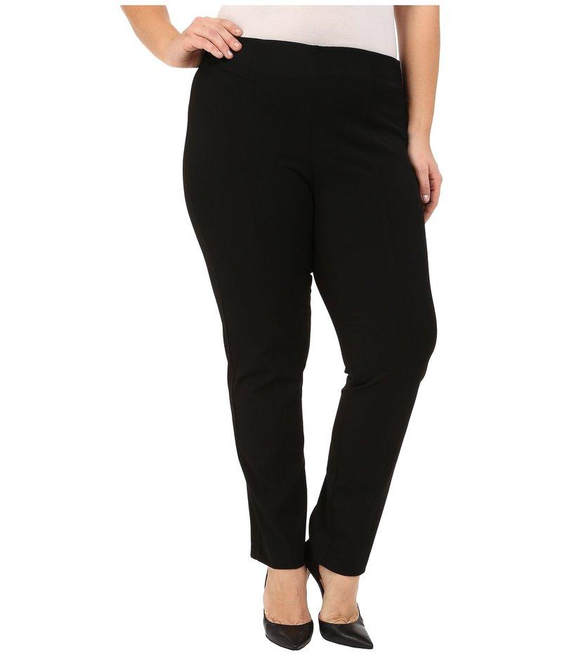 ヴィンス カムート レディース カジュアルパンツ ボトムス Plus Size Front Seam Pants Rich Black