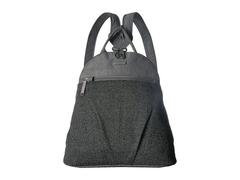 バッガリーニ レディース バックパック・リュックサック バッグ Anti Theft Convertible Backpack Stone Anti Thef