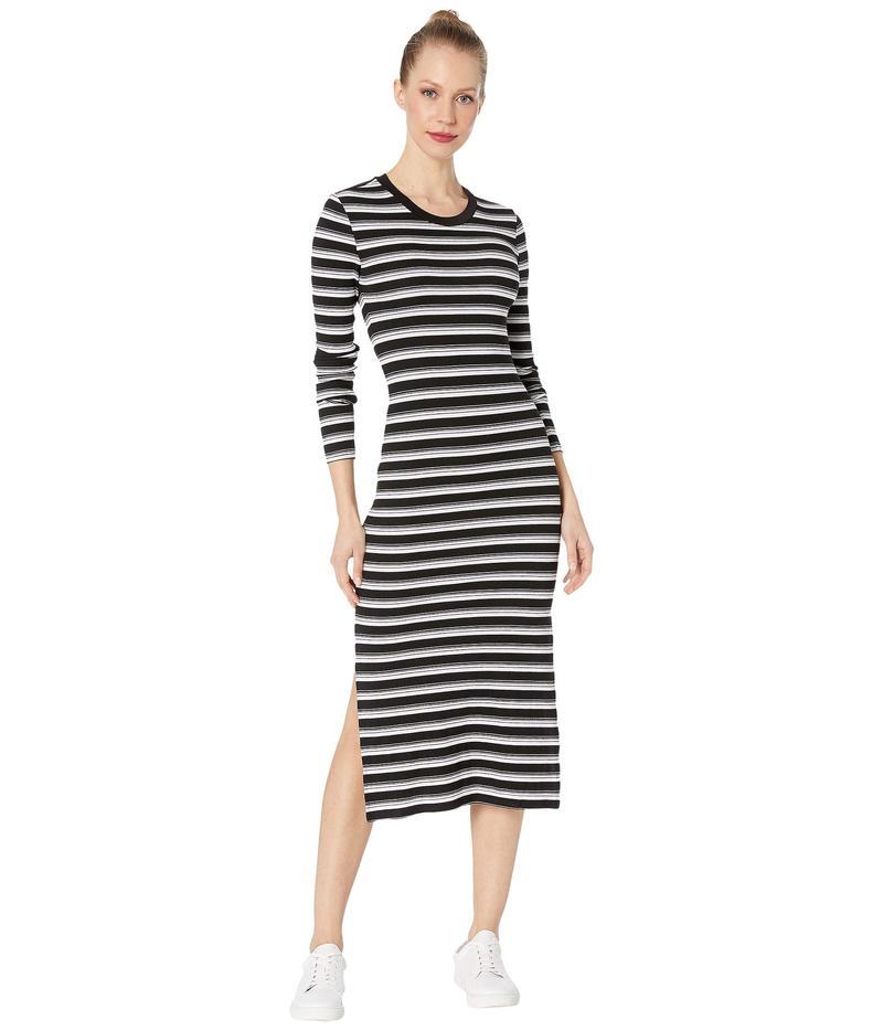 BCBジェネレーション レディース ワンピース トップス Long Sleeve Midi Dress TPU6275941 Black