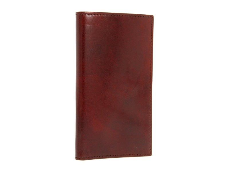 ボスカ メンズ 財布 アクセサリー Old Leather Collection - Coat Pocket Wallet Cognac Leather